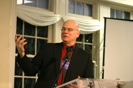 Tim Keller at EI Forum 2006