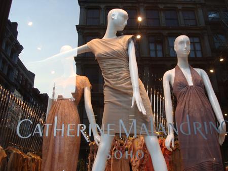 NY fashions