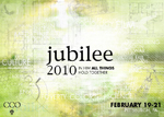 Join us at Jubilee 2010!