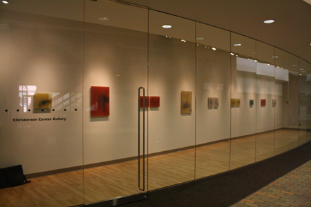 Kenneth Steinbach's 2009 exhibition in Minneapolis