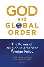 Chaplin with Joustra: God and Global Order
