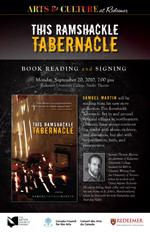 Ramshackle Tabernacle reading