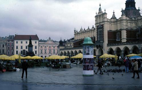 Rynek Glowny, Poland