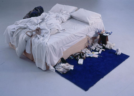 My Bed, 1998