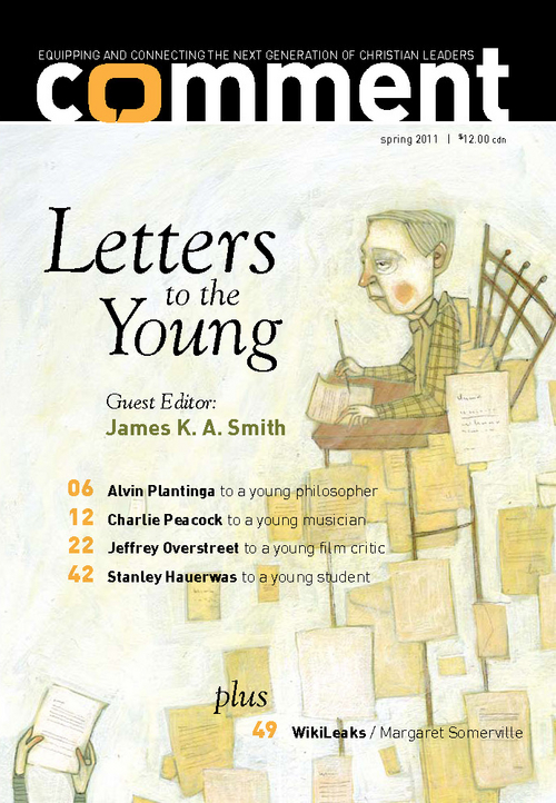 Comment Magazine - Letters to the Young