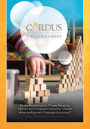 Cardus Education Survey: Phase I Report (2011)