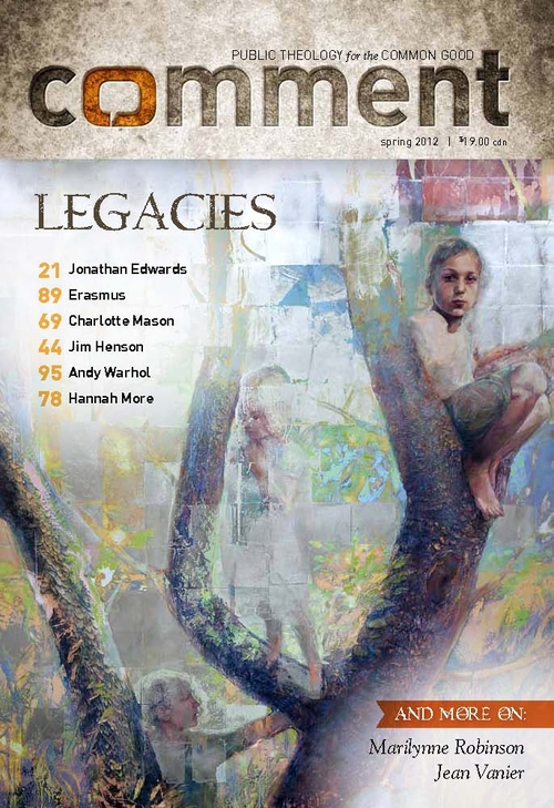Comment Magazine - Legacies