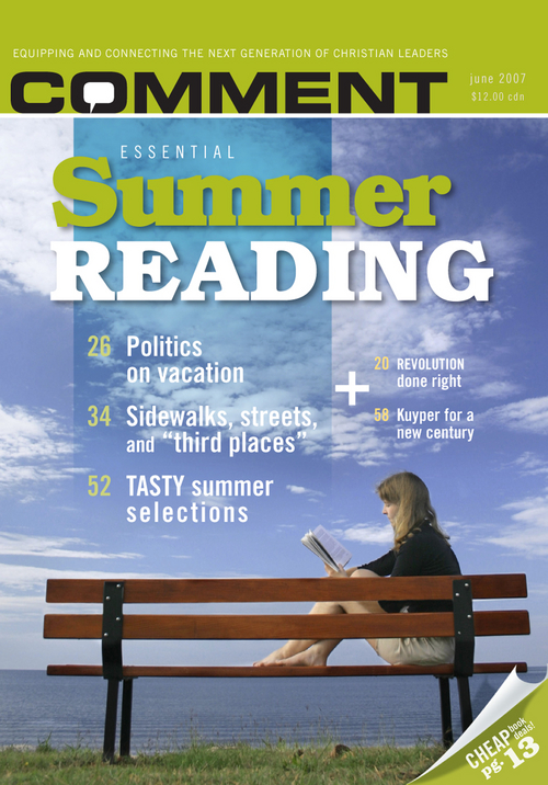 Comment Magazine - Summer reading
