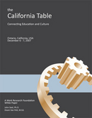 The California Table: Connecting Education and Culture