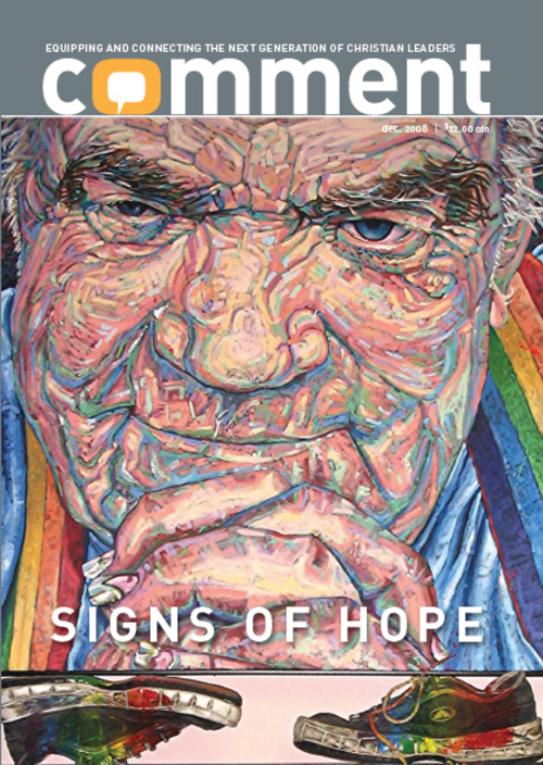 Comment Magazine - Signs of hope