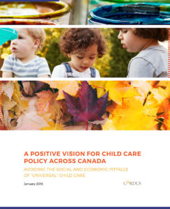 Positive Vision for Child Care Policy Across Canada